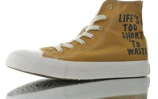 Converse Chuck Taylor All Star Recycle Hi