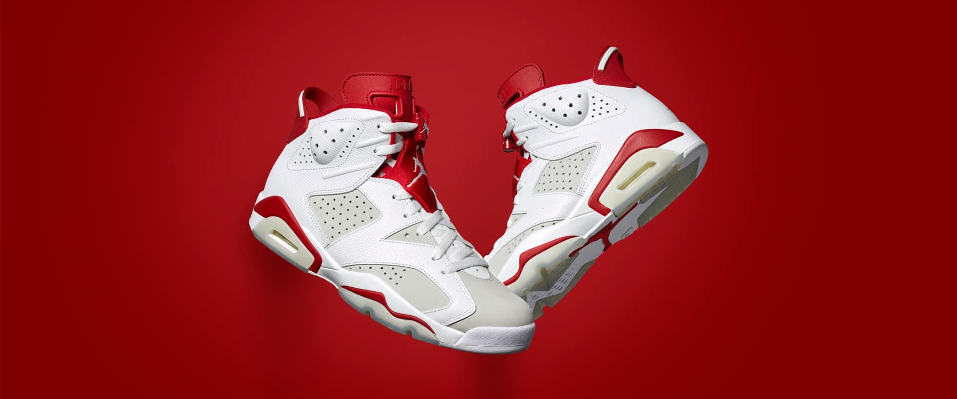 a276a242 Мужские кроссовки Air Jordan 6 Retro созданы в стиле рекламной кампании  1991 года, которая стала символом поколения.