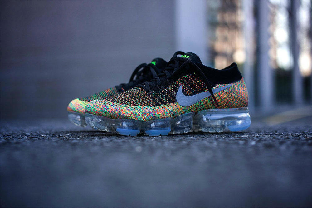 Nike Air Vapormax Flyknit Multicolor
