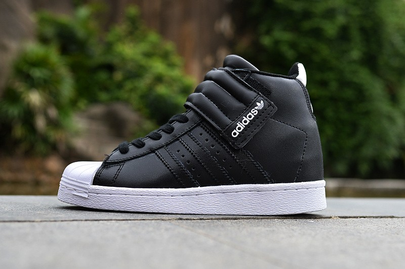 Adidas Superstar Up Strap Shoes