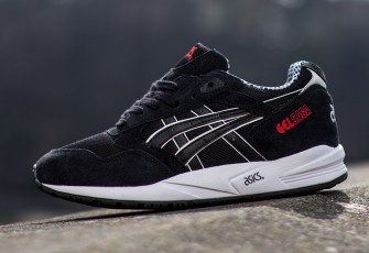 Asics Gel Saga CMYK PACK BLACK