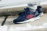 "Asics Gel Lyte V - ""Navy / Burgundy"""