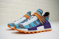 Pharrell Williams x Adidas Afro HU NMD Solar Pack BB9528