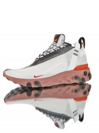 "Nike React Runner Mid WR ISPA""Summit White"" AT3143-100"