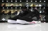 "Nike Air Jordan 5 GS ""Deadly Pink"" 440892-029"