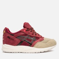 ASICS Gel-Saga Christmas Pack Burgundy/Dark Brown