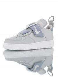 "Nike Air Force 1 Utility QS ""Grey"" AO1531-003"