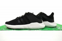 "Adidas EQT Support Future Boost 93/17 ""Black White"""