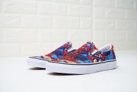 Marvel x Vans Spider-Man Slip On 18ss