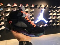 "Nike Air Jordan 5 Shawn Marion""Away"" 136027-058"