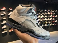 "Nike Air Jordan 5 ""White Cement"""