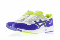 Asics Gel Saga  White / Dark Blue