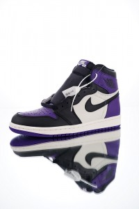 Nike Air Jordan 1 Retro OG Court Purple 555088-501