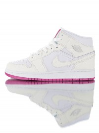 Nike Air Jordan 1 Mid SE 'discoloration' 555112-ID