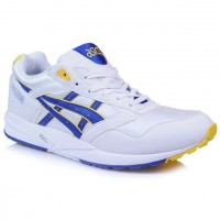 Asics Gel Saga II OG white/blue