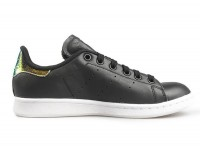 "Adidas Originals Stan Smith ""Black Mosaic gold"" AQ3008"