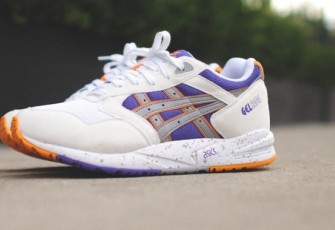 "Asics Gel Saga ""Illusion"" White Light Grey"