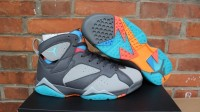 "Air Jordan 7 ""Bobcats"" Barcelona Days"