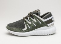 WHITE MOUNTAINEERING x ADIDAS TURBULAR NOVA OLIVE GREEN