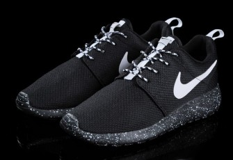 Nike Roshe Run ID OREO - Black/White series