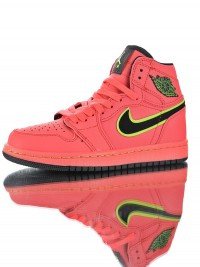 Nike Air Jordan 1 High Premium Hot Punch AQ9131-600
