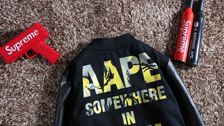 A Bathing Ape (Bape) ZC6015