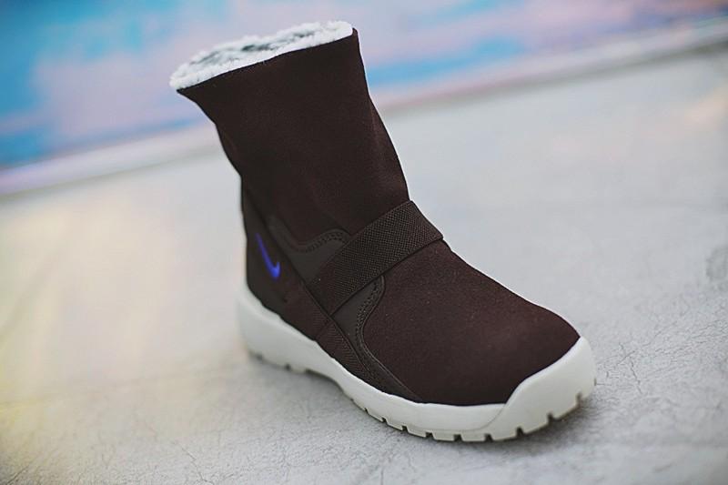 Nike GOLKANA BOOT Boots Damen port wine racer blue cobblestone im Online Shop von SportScheck kaufen