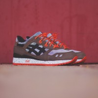 "BAIT x ASICS Gel Lyte III ""BASICS Model-002 Guardian"""