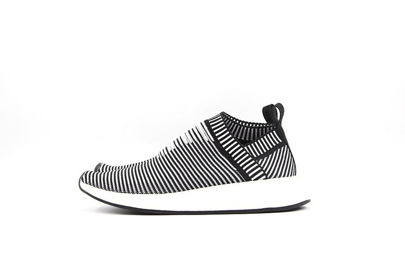 Adidas NMD City Sock CS2 Black white stripes