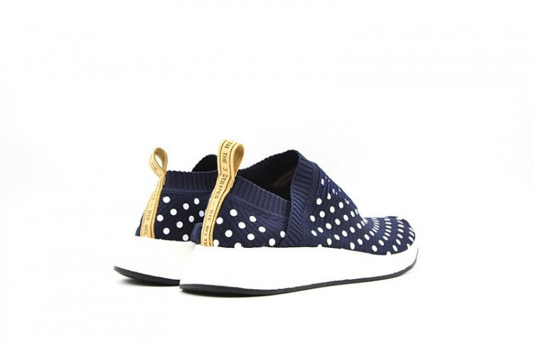 Adidas NMD City Sock CS2 Deep blue Wave point