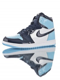 "Nike Air Jordan 1 Retro High OG ""UNC Patent"" CD0461-401"