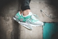 "ASICS GEL LYTE V ""Light Grey-White"" H6S5L-1301"