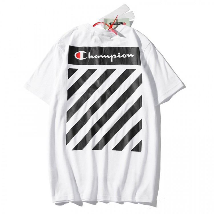 Off-White x Champion