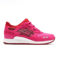 Asics Gel-Lyte III White/Black/Pink