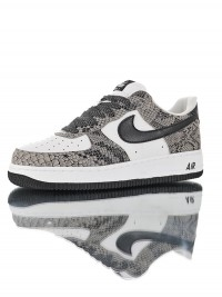 "Nike Air Force 1 Low Premium ""Cocoa Snake"" 845053-104"
