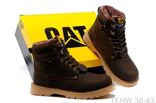 Купить ботинки зимние экко мужские