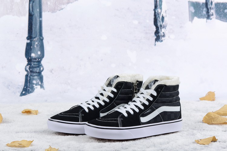 Купить Vans Old skool  Зимние