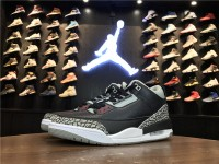 "​Nike Air Jordan 3  OG ""Black Cement"" 854262-001"