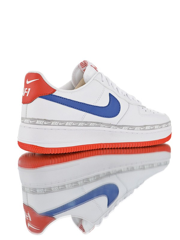 Nike Air Force 1 Low Red White Blue CD7739 100 |