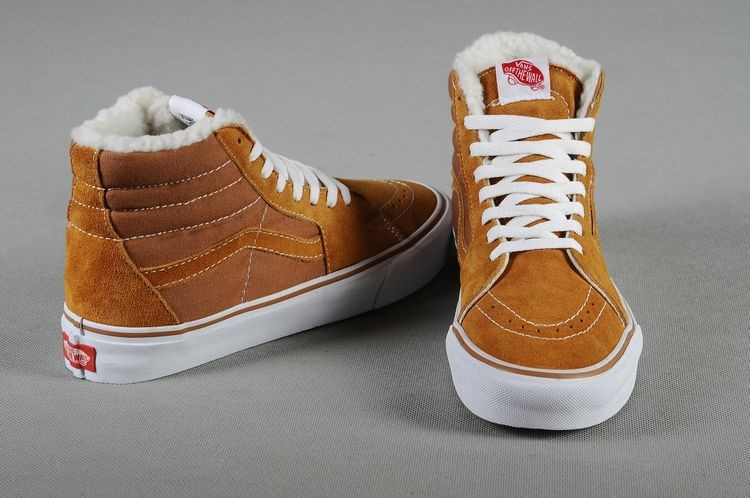 Vans High CL SK8 Down Sorrel