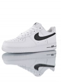 "Nike Air Force 1 Low  '07  ""White Black"" AO2423-101"