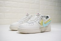 "Nike Air Force 1 07 QS ""Swoosh Pack"" AH8462-101"