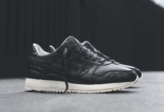 Asics x Kith Gel Lyte 3 III Grand Opening Leather