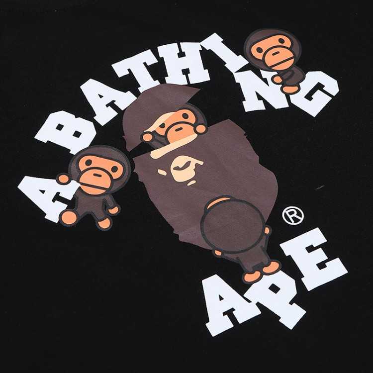 AAPE BY A BATHING APE X MILO