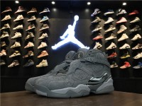 "KAWS x Air Jordan 8 ""Cool Grey"" 305381-014"