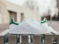 "Adidas Originals Stan Smith ""white green"" M20324"