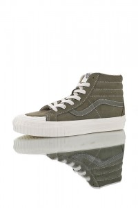 "Vans Authentic 138 ""Vintage Military"" Hi Reissue VNOA3TKPOIU"