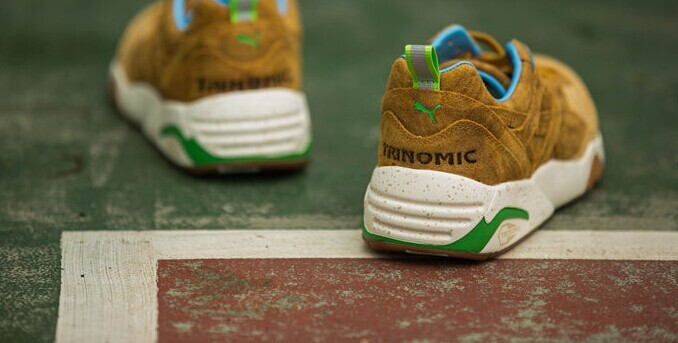 Puma X Shadow Society R698 Gold