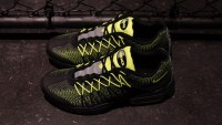 Nike air max 95 ULTRA JCRD 20 Black-Volt-Dark