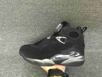 "Nike Air Jordan 8 ""Chrome"" 305381-003"